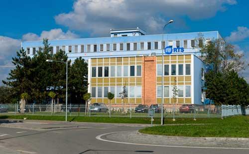 budova RTS